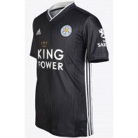 Leceister Away Male Jersey 2019-20 | Dark Grey Colour