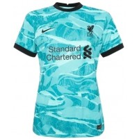 Liverpool Away Female Jersey 2020-2021 - New Season Jersey