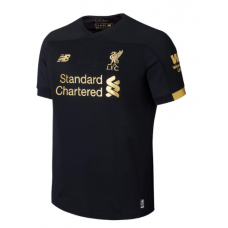 Liverpool Goalkeeper Jersey 2019/20 season - Black Colour
