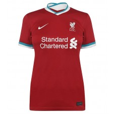 Liverpool Home Female Jersey 2020-2021