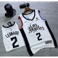 Los Angeles NBA Basketball Jersey - Leonard