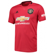 Manchester United Home Male Jersey 2019-2020 Season