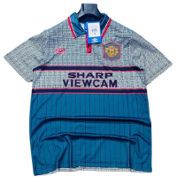 Manchester United Away Retro Vintage Jersey 1996