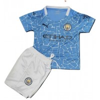 Manchester City Home Kid Jersey 2020-2021