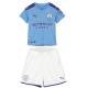 Manchester City Home Kid Jersey 2019-20