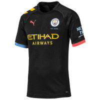 Manchester City Male Away Jersey 2019-20