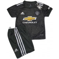 Manchester United Away Kid Jersey 2020-2021