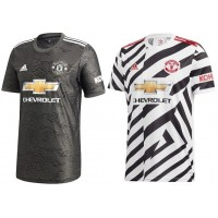 Manchester United Away and Third MALE Jersey 2020-2021 - COMBO | BLACK FRIDAY DEAL