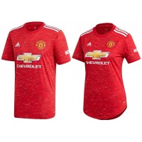 Manchester United Home  Jersey 2020_21 - COUPLES COMBO | BLACK FRIDAY DEAL