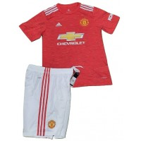 Manchester United Home Kid Jersey 2020-2021