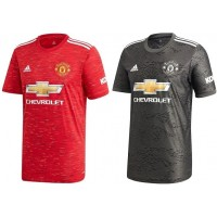 Manchester United Home and Away MALE Jersey 2020_21 - COMBO | BLACK FRIDAY DEAL