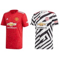 Manchester United Home and Third MALE Jersey 2020_21 - COMBO | BLACK FRIDAY DEAL