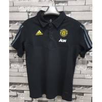 Manchester United POLO SHIRT - BLACK