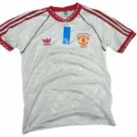 Manchester United Retro Jersey - White