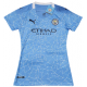 Manchester City Home Female Jersey 2020_21