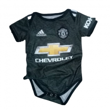 Manchester United Away Baby Jersey 2020_21