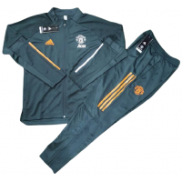Manchester United Tracksuit - 2020-21