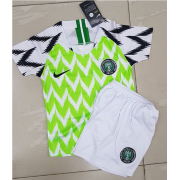 Nigeria Home Kid Jersey
