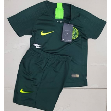 2018 World Cup Nigeria Home Kid Jersey