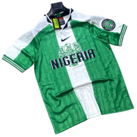 Nigeria Home Retro jersey 1996