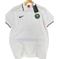 Nigeria Super Eagles WHITE Polo Shirt Jersey