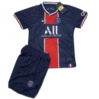 Paris Saint Germane Home Kid Jersey 2020-2021