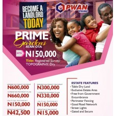 Prime Gardens Atan Ota, Ogun State | Become a Landlord Today