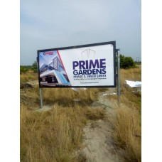 Prime Gardens Phase 2 Ibeju Lekki |  450SQM @ N750,000 - Buy 2 plots and get 1 FREE Plot of 450SQM