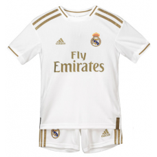 Real Madrid Home Kids Jersey 2019-20