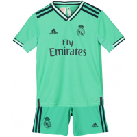Real Madrid Third Kids Jersey 2019-20