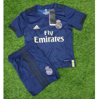 Real Madrid away kid jersey 2019-20