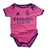 Real Madrid Away Baby Jersey 2020_21