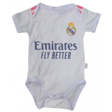 Real Madrid Home Baby Jersey 2020_2021