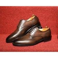 Stylish Classic Brown Men Shoes