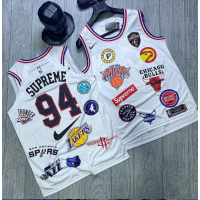 Supreme Bulls NBA Basketball Jersey