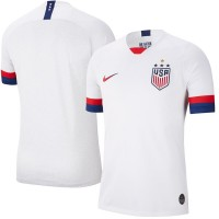 USA MALE NIKE WHITE HOME  JERSEY
