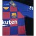 Barcelona Home Male Jersey 19_20 Season - New Season Jersey