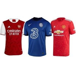 Football Club Jerseys