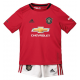 Manchester United Home Kid Jersey 19_20 Season - 2 to 14yrs